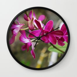 Swallow Your Fears Wall Clock