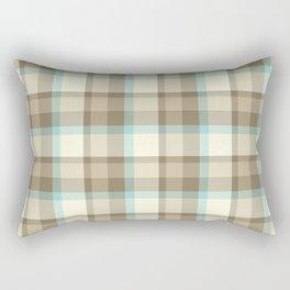 Plaid 2a Rectangular Pillow