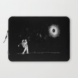 Black Hole in One Laptop Sleeve