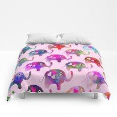 Elephant Party Comforters