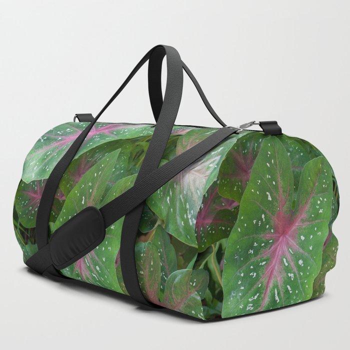 Caladium Duffle Bag