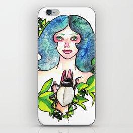 Belladonna iPhone Skin
