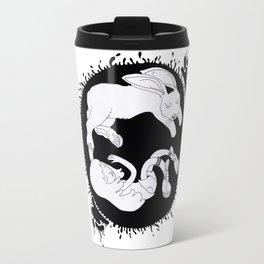 TAO - sleeping beauty and the bunny Travel Mug