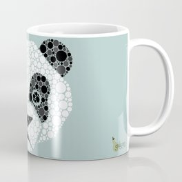 Colourblind Panda Coffee Mug
