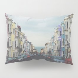 Brighton Houses Pillow Sham