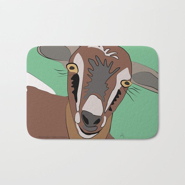 She-Goat / Chilleria Palmera Bath Mat