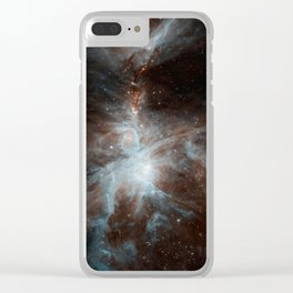 the cradle of orion | space #09 Clear iPhone Case