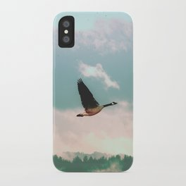 Early Bird iPhone Case
