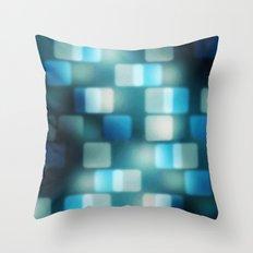 Movie Lights Throw Pillow