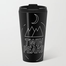Twin Peaks simbol Travel Mug
