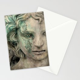 An Angel Cries Stationery Cards