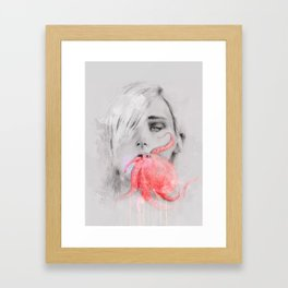Regurgitation Framed Art Print
