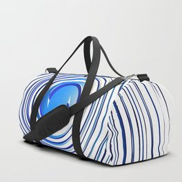 Eye Of The Storm Duffle Bag