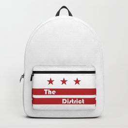 WASHINGTON, DC - THE DISTRICT II Backpack