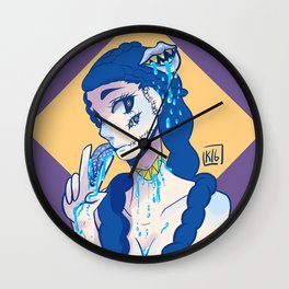 beware what you express Wall Clock