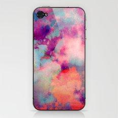 Untitled 20110625p (Cloudscape) iPhone & iPod Skin