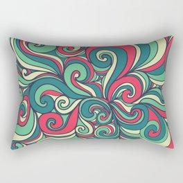 Let's Get Funky Rectangular Pillow