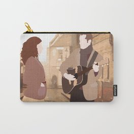 GUY AND GIRL – ONCE THE MUSICAL Carry-All Pouch