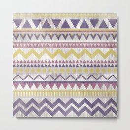 Pattern No. 2 Metal Print
