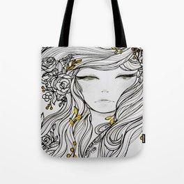 Mitsuko (光子) Tote Bag