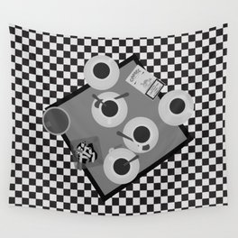 coffee and cigarettes Wall Tapestry