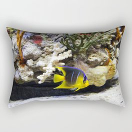 Tropical Fish Cutie Rectangular Pillow