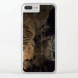 Carlsbad Caverns VII Clear iPhone Case