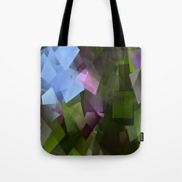 Paper mache Tote Bag