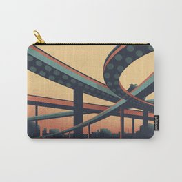Urban Wildlife - Octopus Carry-All Pouch