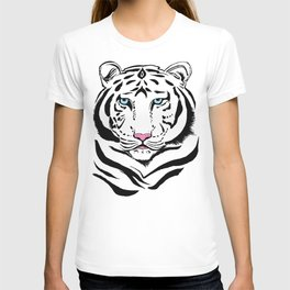 Tiger of winter | O Tigre do inverno T-shirt