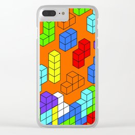 Videogames Clear iPhone Case
