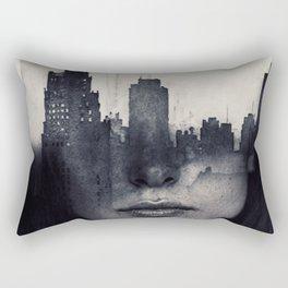 Mind game ... Rectangular Pillow