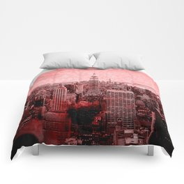 New New York Quarantine Comforters