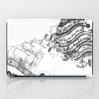 chelsea iPad Cases featuring Chelsea Smile by Becca Douglas