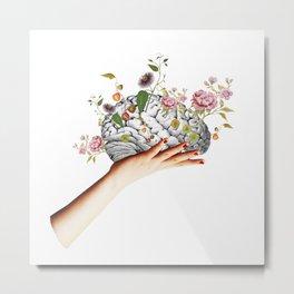 The Gift Metal Print