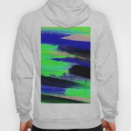 Abstraction 2B by Kathy Morton Stanion Hoody