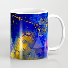 Shiva The Auspicious One - The Hindu God Coffee Mug