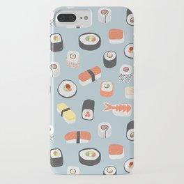 Sushi Roll Maki Nigiri Japanese Food Art iPhone Case