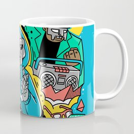 MF DOOM & Friends Coffee Mug