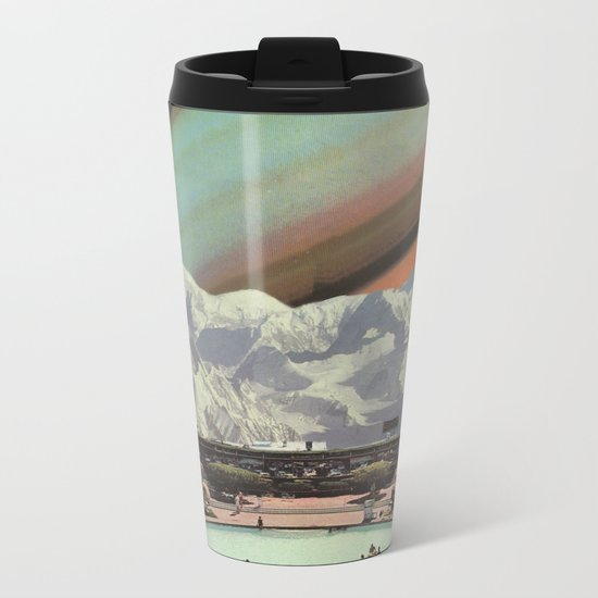 Saturn Spa Metal Travel Mug