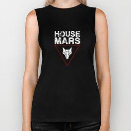 House Mars Biker Tank