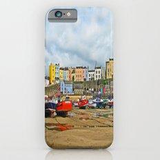 Tenby Harbour . Sunlight. Pembrokeshire. Wales. iPhone 6s Slim Case