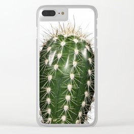 Looking Sharp Clear iPhone Case