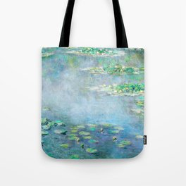 Monet Water Lilies / Nymphéas 1906 Tote Bag