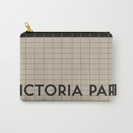 VICTORIA PARK | Subway Station Carry-All Pouch