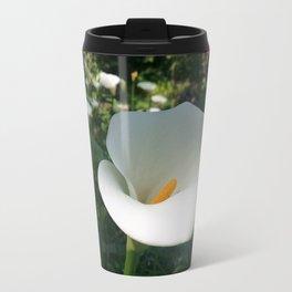 Shaded Lily Travel Mug