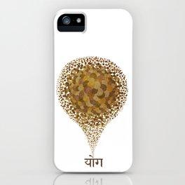 Yôga iPhone Case