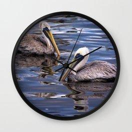 The Philosophers Wall Clock