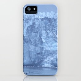 Alaskan Glacier iPhone Case
