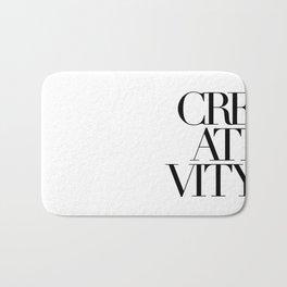 Creativity Bath Mat